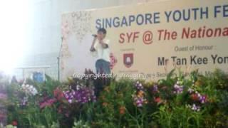 JAROD's performance @ SYF wang zi de xin yi 0001