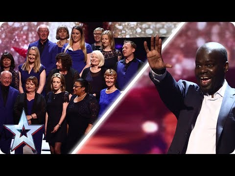 Thumbnail: Daliso & Missing People Choir make the Final | Semi-Final 5: Results | Britain's Got Talent 2017