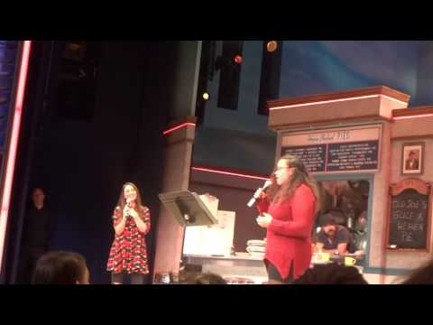 Waitress Musical Cast Album Karaoke -