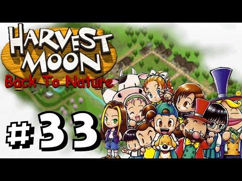 Knife Arrives! - Harvest Moon Back To Nature - Part 33