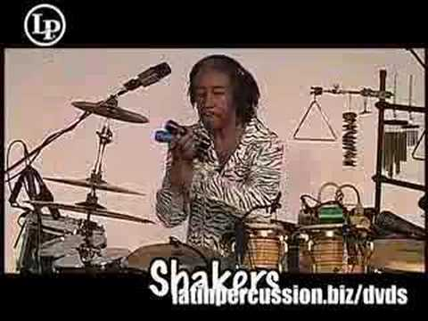 Bashiri Johnson: How To Add Percussion Tracks to a Song