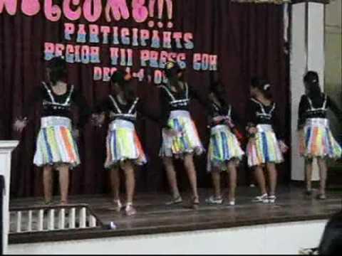 selected pupils (DUMANJUG CENTRAL ELEMENTARY SCHOOL) Dumanjug, Cebu Philippines