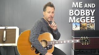 Popular Videos - Me and Bobby McGee & Chordophone