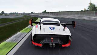 Project CARS 3 Gameplay - Porsche 935 (Rainy Leipzig)