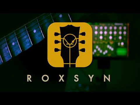 Roxsyn is an iOS synth that you can play from your guitar with no MIDI involved | MusicRadar