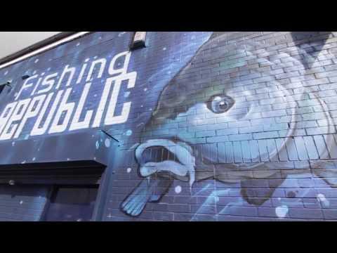 Fishing Republic Doncaster | Fishing Tackle Shop Tour