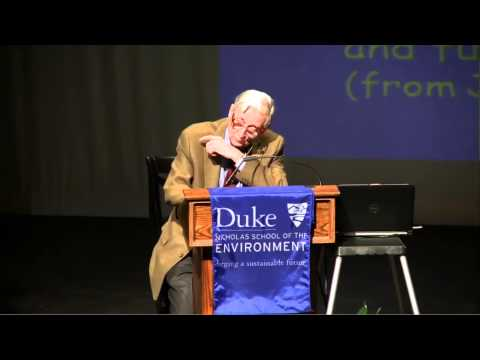 """Edward O. Wilson - """"Diversity of Life"""" Lecture"""