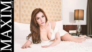 Tania Crassova at Maxim Asia