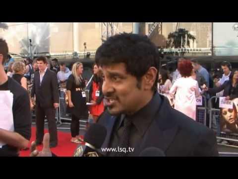 Raavan World Premiere show in london - Vikram Interview