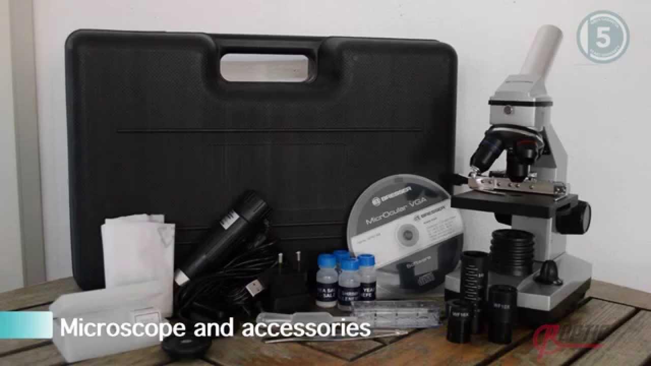 Microscope biolux nv roptic youtube