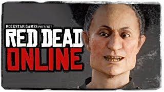 Red Dead Online ● ПЕРВЫЙ ЗАПУСК! СОЗДАНИЕ ПЕРСОНАЖА!