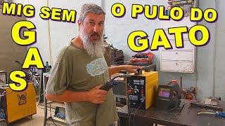 MIG SEM GAS O PULO DO GATO