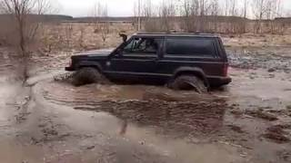 Тест драйв Jeep Cherokee XJ