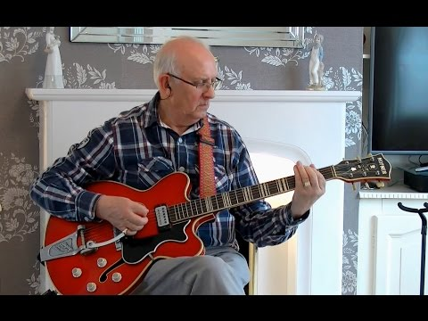 Hit and Miss - the John Barry Seven Plus Four - Duane Eddy style by Dave Monk