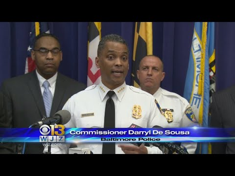 New Top Cop Talks Baltimore PD Corruption Plan, Including 'Random Polygraph Testing'