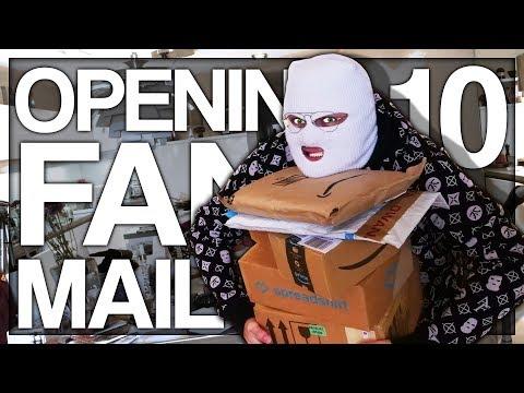 OPENING FAN MAIL 10