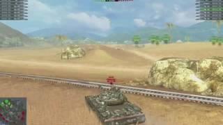 【World of Tanks Blitz】エキシビションマッチ1回戦FTVvsFOE【TGS】