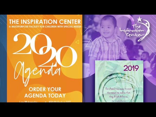 2020 Children's Calendar and Special Envoy Agendas!