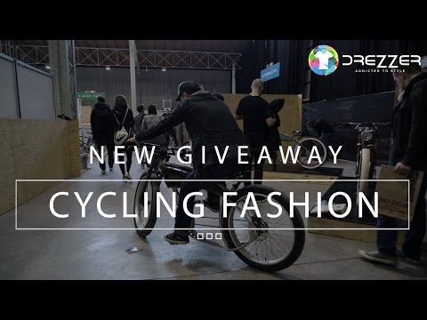 URBAN CYCLING FASHION PART 1