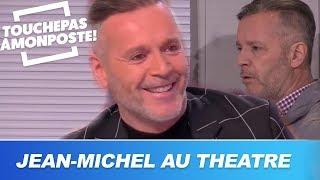 Les premiers pas de Jean Michel-Maire au théâtre : les images !