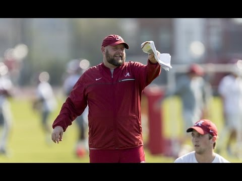 What's Brian Daboll like? Alabama players explain new offensive coordinator's style