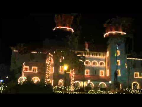 Nights of Lights & Parade of Trees | Saint Augustine, Flagler Beach, & Green Cove Springs [FL]