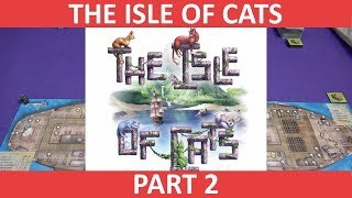 The Isle of Cats | Playthrough [Part 2] | slickerdrips