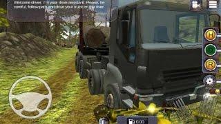Машинки. Видео для Детей. Лесовоз на Бездорожье. Cars&Trucks