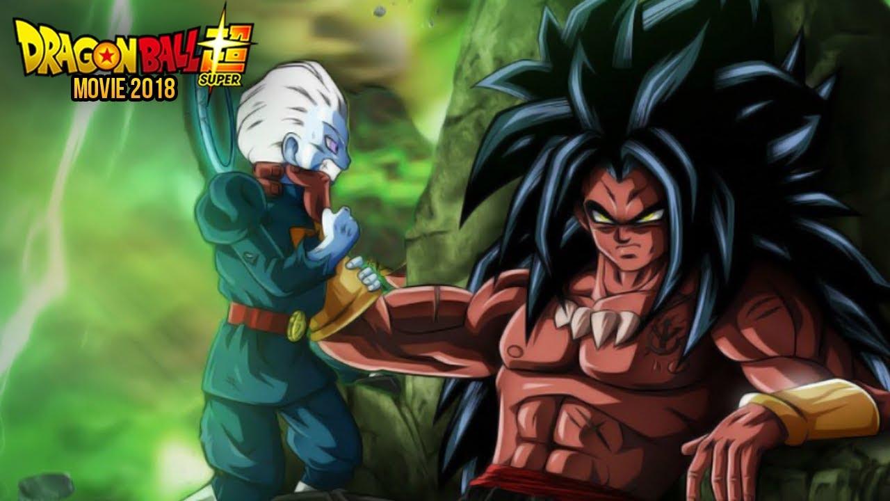 Dragon Ball Super Movie 2018 Yamoshi The Legendary Super Saiyan God Goku S Connection Dbs Movie