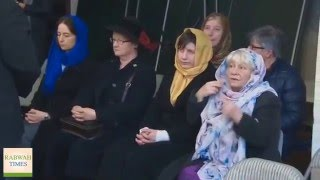 STV: Funeral of Asad Shah who was killed for his Ahmadiyya Muslim faith