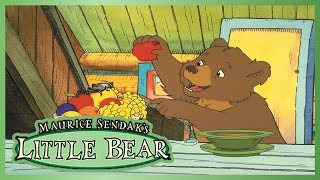 Little Bear | Clever Cricket / Leaves / Big Bad Broom - Ep. 39