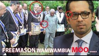 FREEMASON WAMUANDIKIA HIKI MO DEWJI