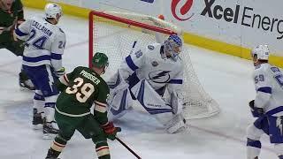 Tampa Bay Lightning vs Minnesota Wild - January 20, 2018 | Game Highlights | NHL 2017/18