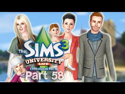 how to play sims 3 university