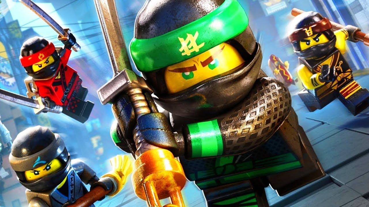 lego ninjago  o início da história finalmente 1