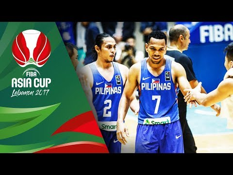 Top 5 Plays - Day 2 - FIBA Asia Cup 2017 (VIDEO)