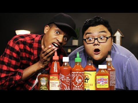 The Ultimate Sriracha Taste Test!