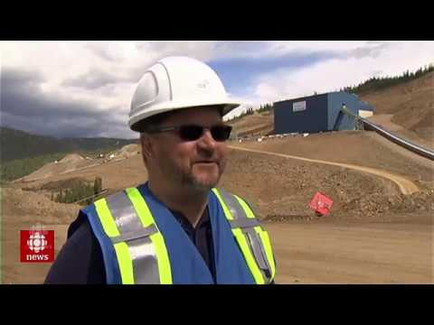 Victoria Gold Corp. on CBC - September 2019