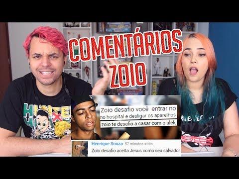 Download REACT OS COMENTÁRIOS DO ZOIO NÃO SÃO MAIS OS MESMO!! (Douglassola)