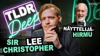 Sir Christopher Lee - TLDRDEEP