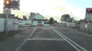 Littleport Level Crossing