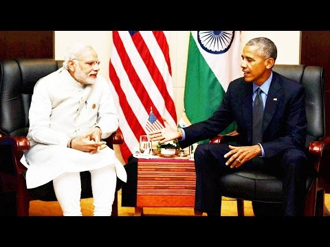 US supports India's NSG bid, Obama conveys America's support to PM Modi । वनइंडिया हिंदी