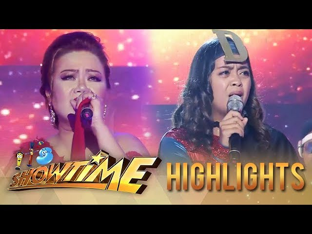 Dulce and Donna Cariaga returns for another 'hugot' filled performance | It's Showtime