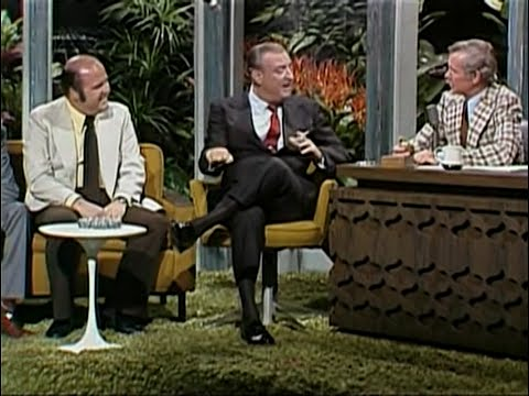 Dom Deluise, Rodney Dangerfield Carson Tonight Show 1974-07-03
