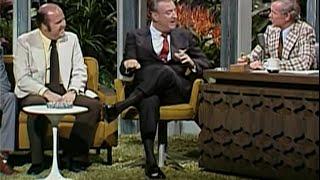 Dom Deluise, Rodney Dangerfield Carson Tonight Show 1974-07-03