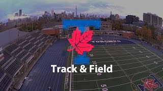 Who Are We? - University of Toronto Track & Field