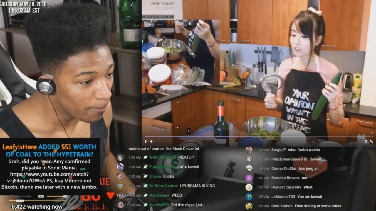 Etika Checks Twitter With Eye Tracker and Heart Monitor [Etika Stream Highlight]