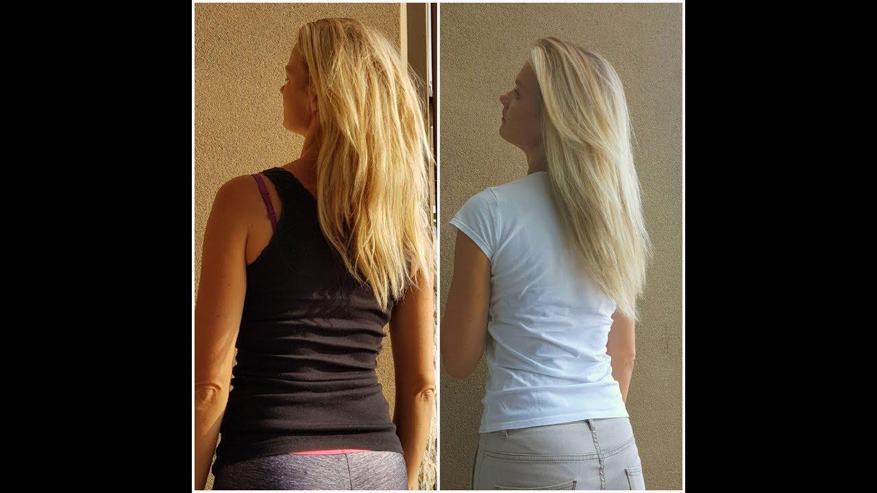 sposób na suche wypadające włosy