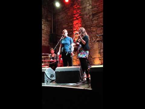 Kathryn Williams & Lizi Trafford - Live Edinburgh Caves