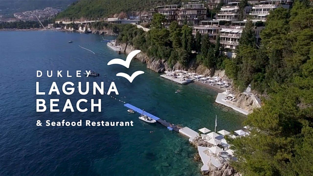 Laguna Beach Seafood Restaurant Grand Opening Budva Montenegro